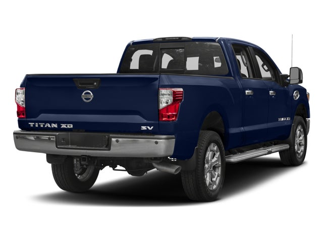 new 2017 nissan titan xd for sale serving ft lauderdale. Black Bedroom Furniture Sets. Home Design Ideas