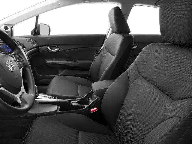 2015 Honda Civic Sedan SE In Coral Springs, FL   Coral Springs Nissan