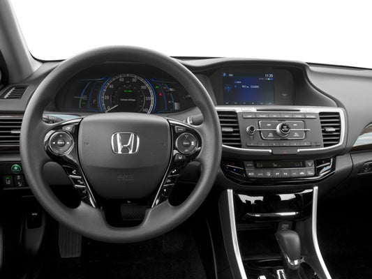 2017 Honda Accord White >> 2017 Honda Accord Hybrid