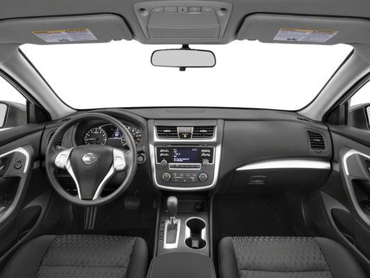 2018 Nissan Altima 2 5 S