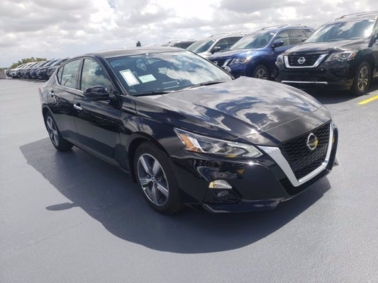 Coral Springs Nissan >> New 2020 Nissan Altima for Sale   Near Ft Lauderdale - SKU ...