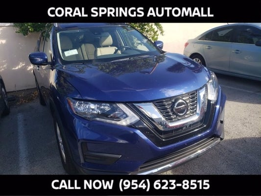 Coral Springs Nissan >> 2020 Nissan Rogue Sv